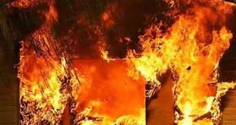 На Хмельниччині у вогні загинуло двоє дітей