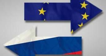 В ЕС хотят 53% украинцев, в Таможенный союз - 28%