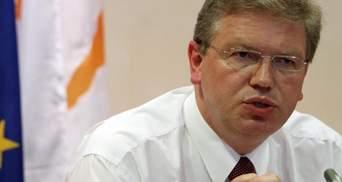 Небезпечно Україні відмовляти у праві стати членом ЄС, — Фюле