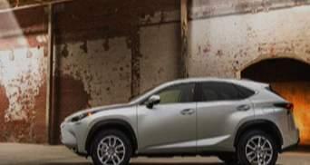 Новый кроссовер от Lexus, Honda HR-V и свежий фирменный стиль Ford Focus