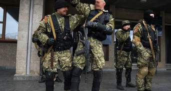 На Донеччині убили 10 російських бойовиків, — Оробець