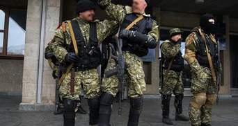 В Донецкой области убили 10 российских боевиков, - Оробец