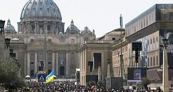 Пап Римських Івана Павла II і Іоанна XXIII проголосили святими