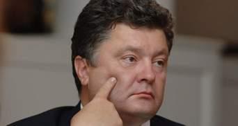 Порошенко вважає, що Україні зараз не час вступати у НАТО