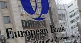 ЄБРР прогнозує падіння українського ВВП на 7% цього року