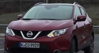 В кінці травня в Україну приїде новий кросовер від Nissan