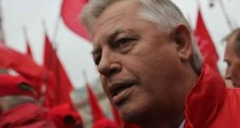 Міліція почала розслідувати напад на комуніста Симоненка