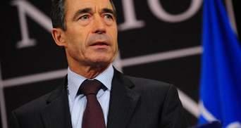 Грузия станет членом НАТО, если будет отвечать всем требованиям, — Расмуссен