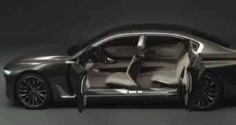 Новый седан — в стиле BMW Vision Future Luxury, а у Ford — новый руль