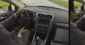 Ford создал инновационный руль