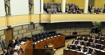 Депутаты парламента Финляндии выступают против вступления страны в НАТО
