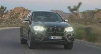 Компанія BMW представила новий X6, в Україні вже продають спортивний седан Subaru
