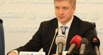 Обсяг видобутого в Україні газу приблизно дорівнює обсягу споживання, — Коболєв