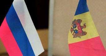 Москва попередила Молдову про ризики інтеграції з ЄС