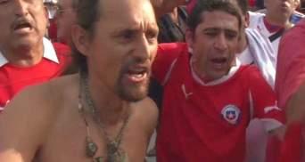 Фаны сборной Чили разгромили медиа-центр, пытаясь прорваться на стадион