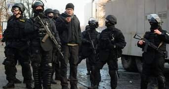 ГПУ завершує розслідування стосовно трьох беркутівців, причетних до розстрілу Євромайдана