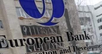 ЕБРР выделит Украине 70 млн евро на альтернативную энергетику