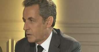 """Саркози считает новое возбужденное против него дело """"политически мотивированным"""""""