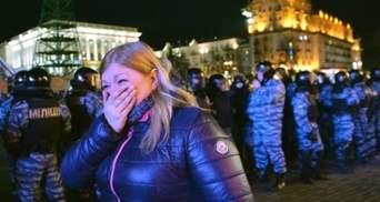 На Евромайдане стреляли по милиции и военных, — ВСК