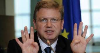 Поліцейську місію ЄС розмістять в Україні протягом літа, — Фюле