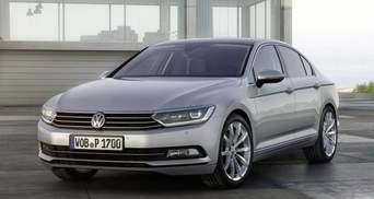 Компанія Volkswagen розсекретила новий Passat