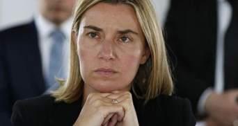 Польша и страны Балтии блокируют назначение итальянки на место Эштон в связи с поддержкой Путина