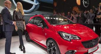 Новий Opel Corsa дебютував на Паризькому автошоу