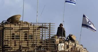 Израиль за ночь атаковал 25 целей в секторе Газа