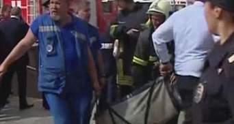 У Москві оголошена жалоба за загиблими в аварії у метрополітені