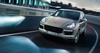 Компания Porsche анонсировала Cayenne 2015 модельного года