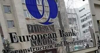 ЕБРР планирует выделить Украине кредит на сумму 100 млн долларов на энергосбережение