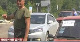 З Луганська через гуманітарний коридор виїхали 750 людей, – МВС