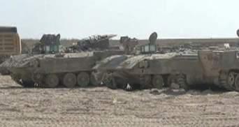 В Секторе Газа начало действовать новое трехдневное перемирие