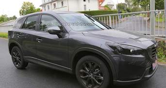 Mazda оновить кросовер CX-5