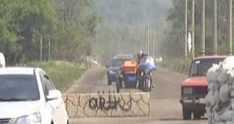 Через зелений коридор на Луганщині за минулу добу виїхало 505 осіб