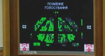 Верховна Рада закрилась до 2 вересня, не виключені позачергові засідання