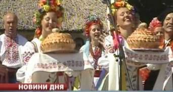 В Полтавской области началась Сорочинская ярмарка