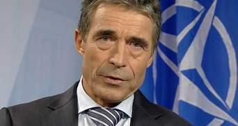 РФ залишає за собою всі варіанти подій в Україні, у тому числі і військове втручання, — НАТО