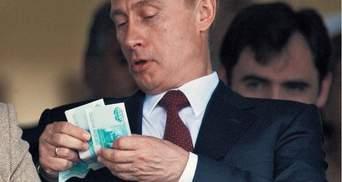 Через підписання Україною Угоди з ЄС Росія може втратити 100 мільярдів рублів, — Путін