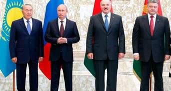 """До 12 вересня Митний союз оголосить свої """"пропозиції"""" щодо Угоди України з ЄС"""