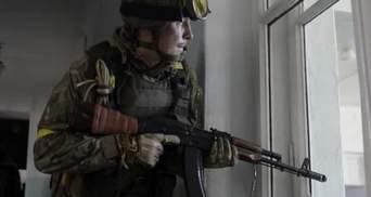 Бійці АТО в Іловайську відбили атаку бойовиків (Відео)