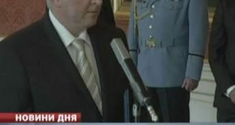 """Президент Чехії назвав події на Донбасі """"громадянською війною"""""""