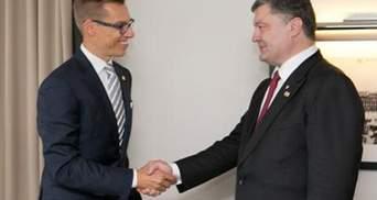 Финляндия предоставит Украине гуманитарную помощь