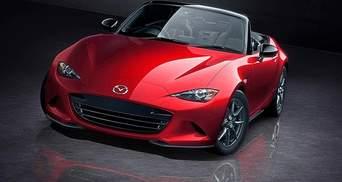 Mazda представила нове покоління культового родстера MX-5
