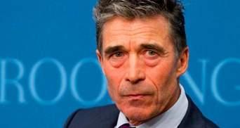 НАТО призывает Россию вывести войска из Украины