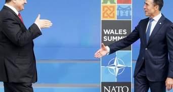 Північноатлантичний альянс підніме український оборонний сектор до рівня НАТО, — Расмуссен