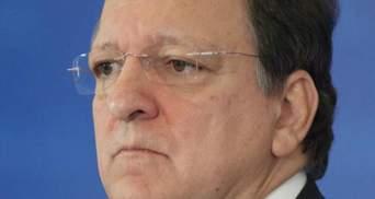 Баррозу в п'ятницю відвідає Київ з дводенним візитом