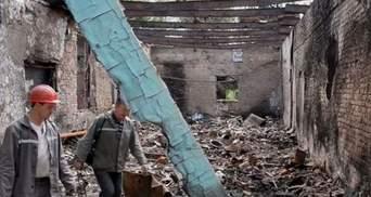 В Донецкой области не работает 70% шахт