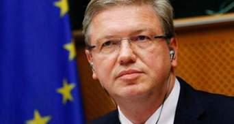 Фюле хоче скликати міжнародну конференцію з питань кримських татар