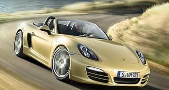 "Porsche выпустит Boxster для ""бедных"""